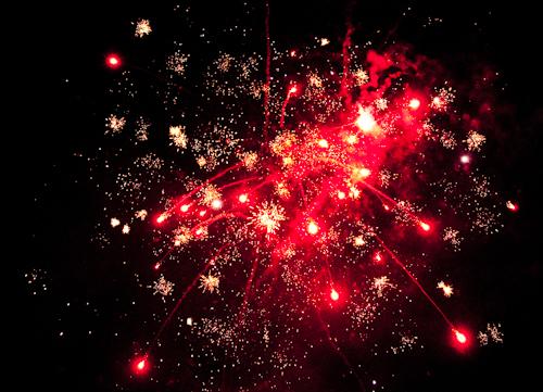 Ruby Fireworks